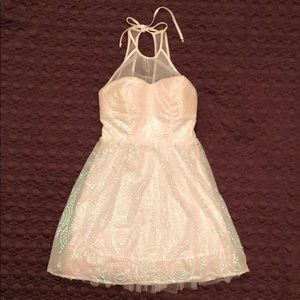 Iridescent Formal Dress